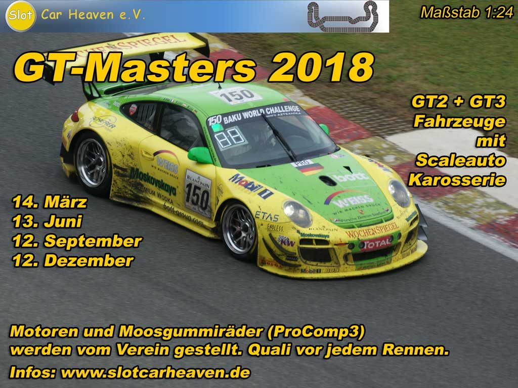 GT-Masters 2018