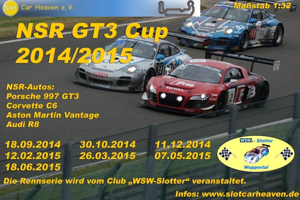 NSR GT3 Cup 2014/2015